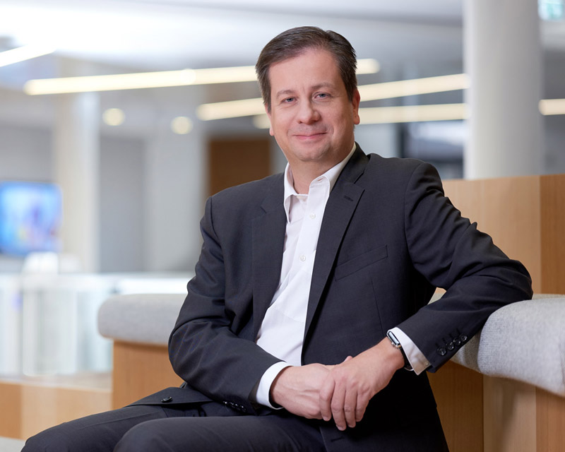 Luka Mucic, SAP Finanzvorstand